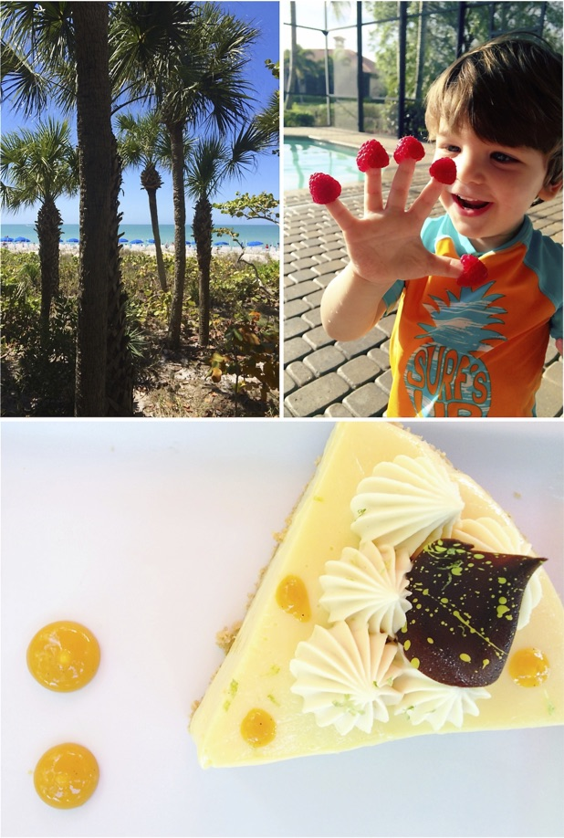 eating out with kids in Naples Florida