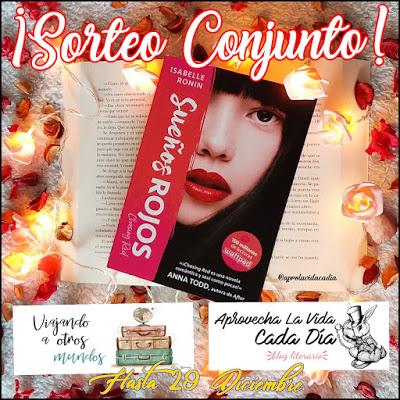 ¡Sorteo Conjunto de Sueños Rojos de Isabelle Ronin!