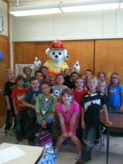 Fire Safety Week At General Lake