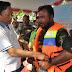 Sambari-Qosim Hadiri 'Operasi Bhakti Laut' di Pantai Delegan