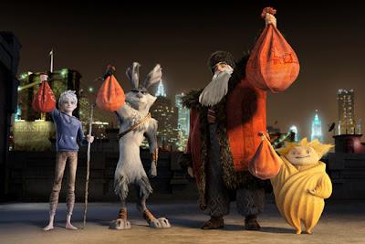 Hình ảnh trong Phim Sự Trổi Dậy Của Các Vệ Thần - Rise Of The Guardians 2012 [Vietsub] Online