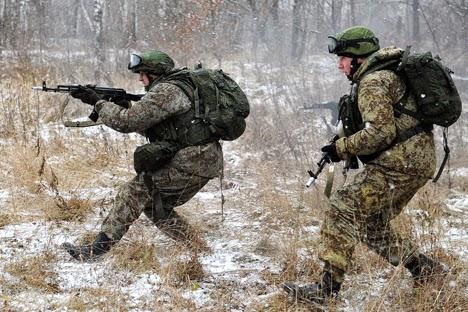 Ilmuwan Rusia Ciptakan Jubah kamuflase Canggih Untuk Tetara