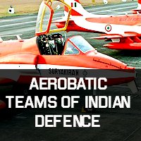 Aerobatic Teams of Indian Defence