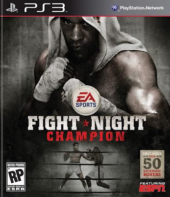 Fight Night Champion PS3