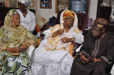 Alhaja Abibatu Mogaji is dead