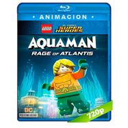 LEGO DC Superhéroes: Aquaman: Al rescate de Atlantis (2018) BRRip 720p Audio Dual Latino-Ingles