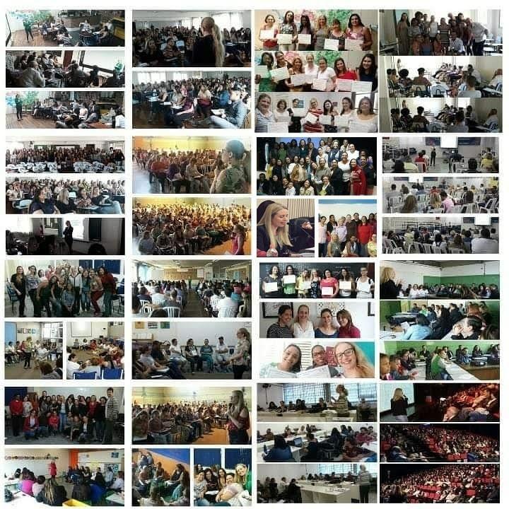 Mais de 20 mil pessoas já participaram das palestras da Dra. Regiane Souza Neves