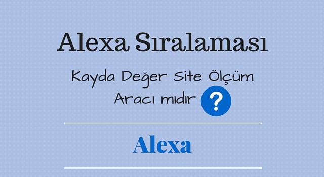 alexa-sıralaması