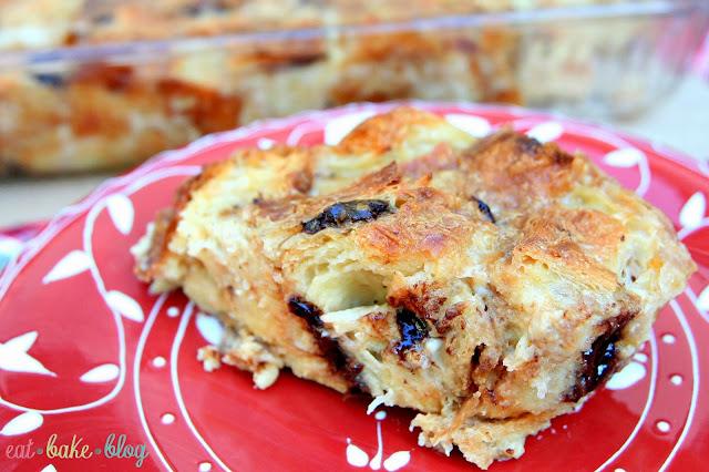 breakfast bread pudding chocolate bread pudding croissant bread pudding recipe best bread pudding recipe