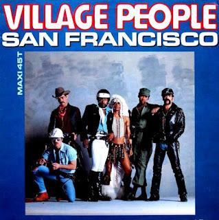 village people san francisco you've got me