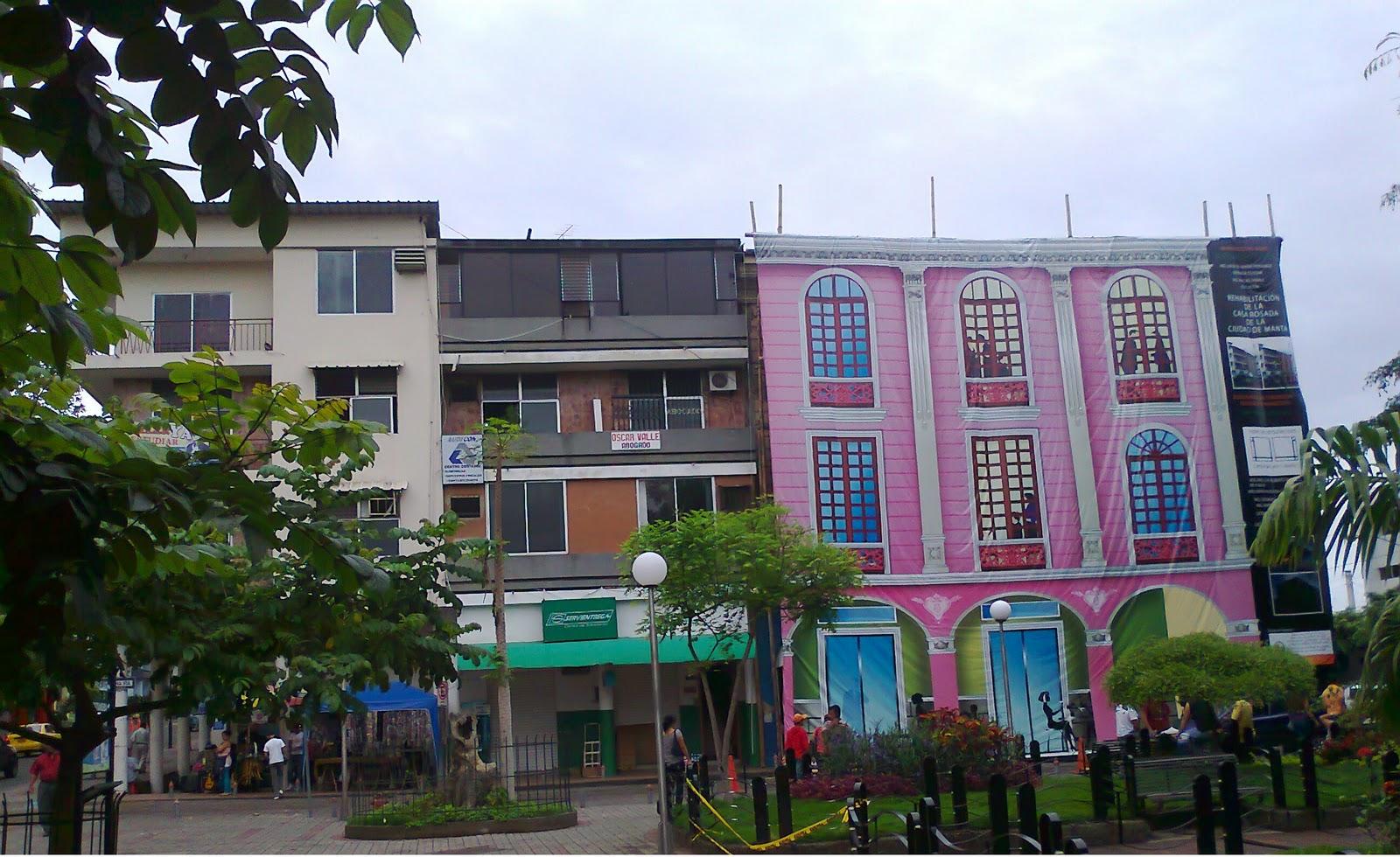Casas y terrenos manabi venta de locales para oficinas en for Oficinas banco pichincha