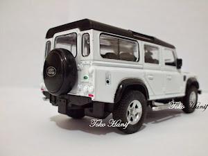 Land Rover Defender 12 cm