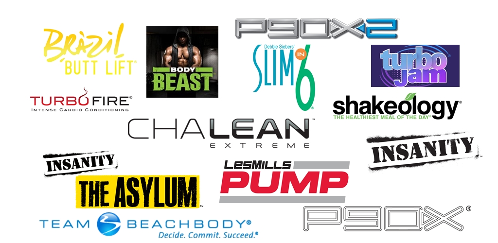 Gallery For Beachbody Program Logo