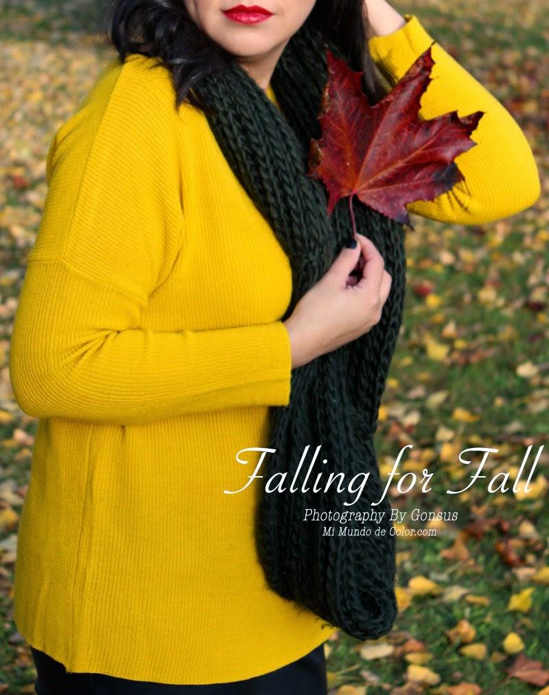 mirada otoño