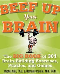 Beef Up Your Brain , increase IQ  , IQ enhancement books