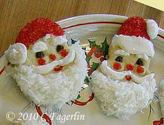 The Cook In Me Here Comes Santa Claus Sugar Cookies