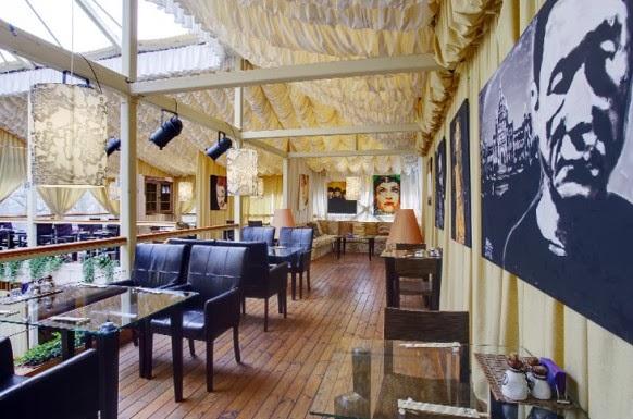 22 Inspirée Restaurant Designs D'Intérieur