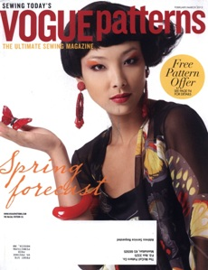 Vogue Patterns February/March 2012