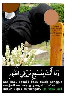 Bertawassul Kepada Orang yang Telah Mati, Qur'an Katakan Mereka Sebagai Orang yang Mengambil Pelindung Selain Allah