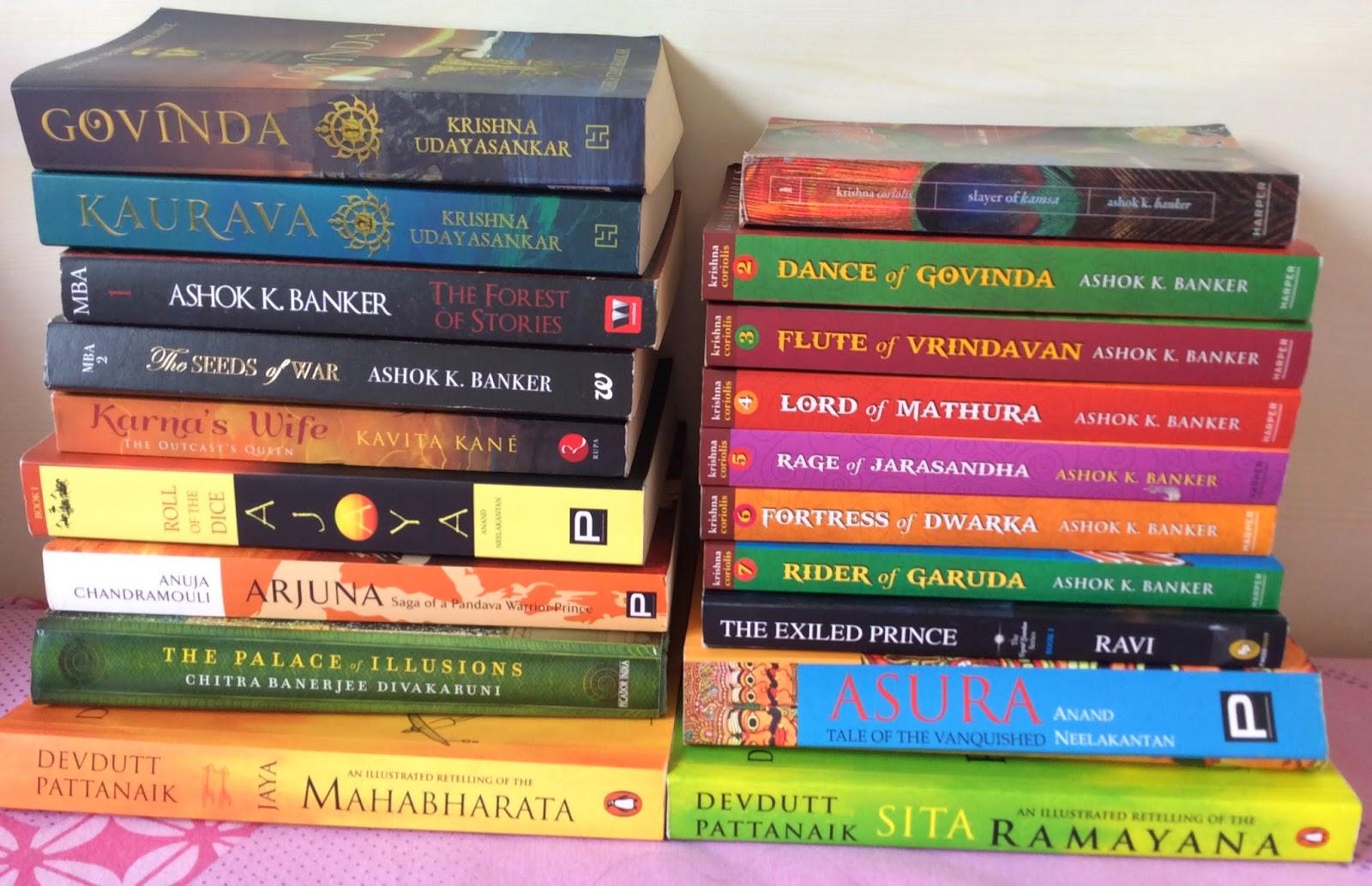 Indian epics and mythology
