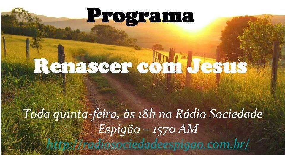Programa Renascer com Jesus