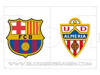 Prediksi Pertandingan Barcelona vs Almeria