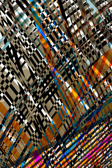Textile Weave By Jim Keaton aka keatonic