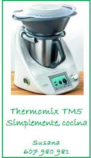 Más fácil con Thermomix