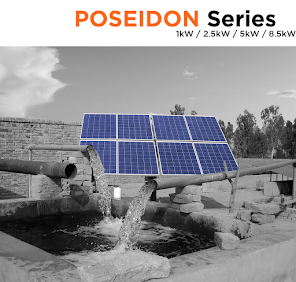 POSEIDON SOLAR WATER PUMPING KITS
