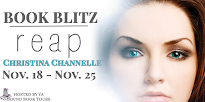 3 Ebooks of Reap with bookmark (INT) ends 12/16
