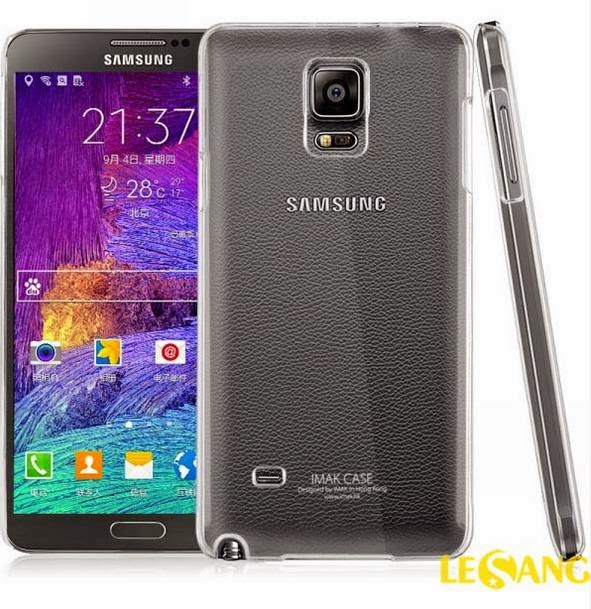 Imak Hongkong Ốp lưng của Samsung Galaxy Note 4