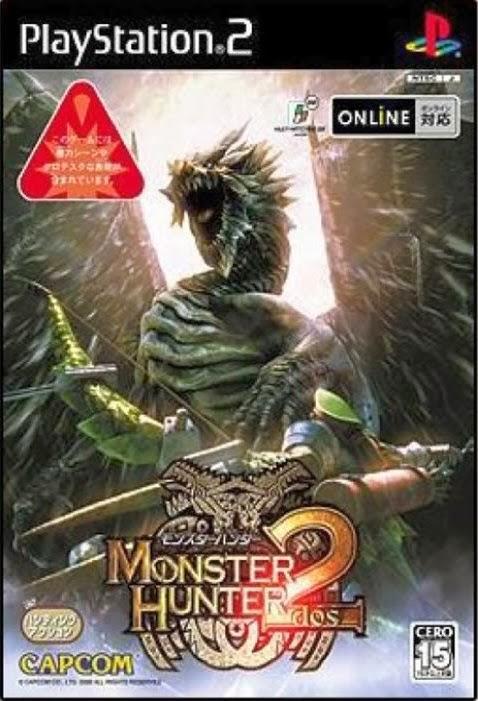 Monster Hunter 2 Playstation