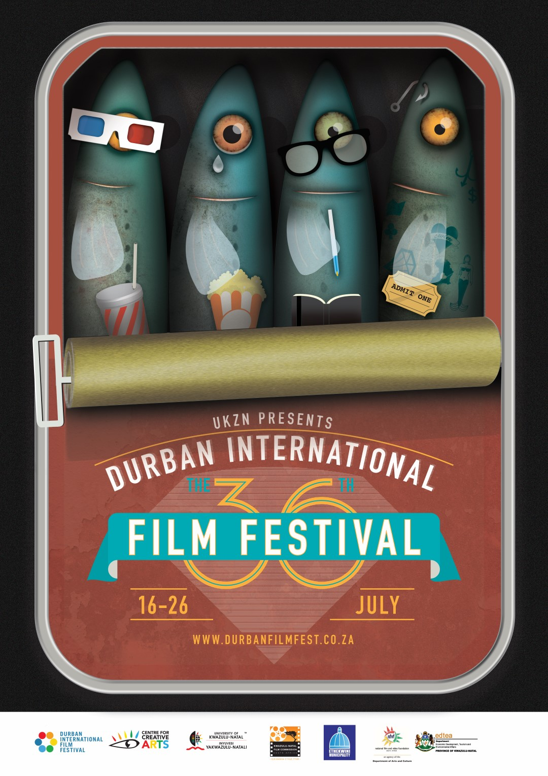 DURBAN INTERNATIONAL FILM FESTIVAL 2015