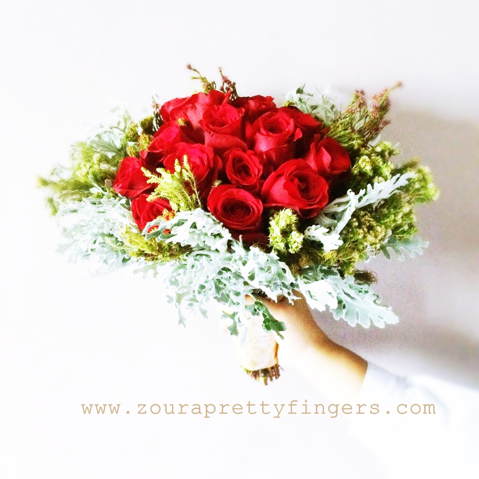 Fresh Bouquet 17 Feb 2017