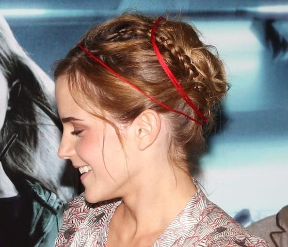 Emma Watson New Hairstyles