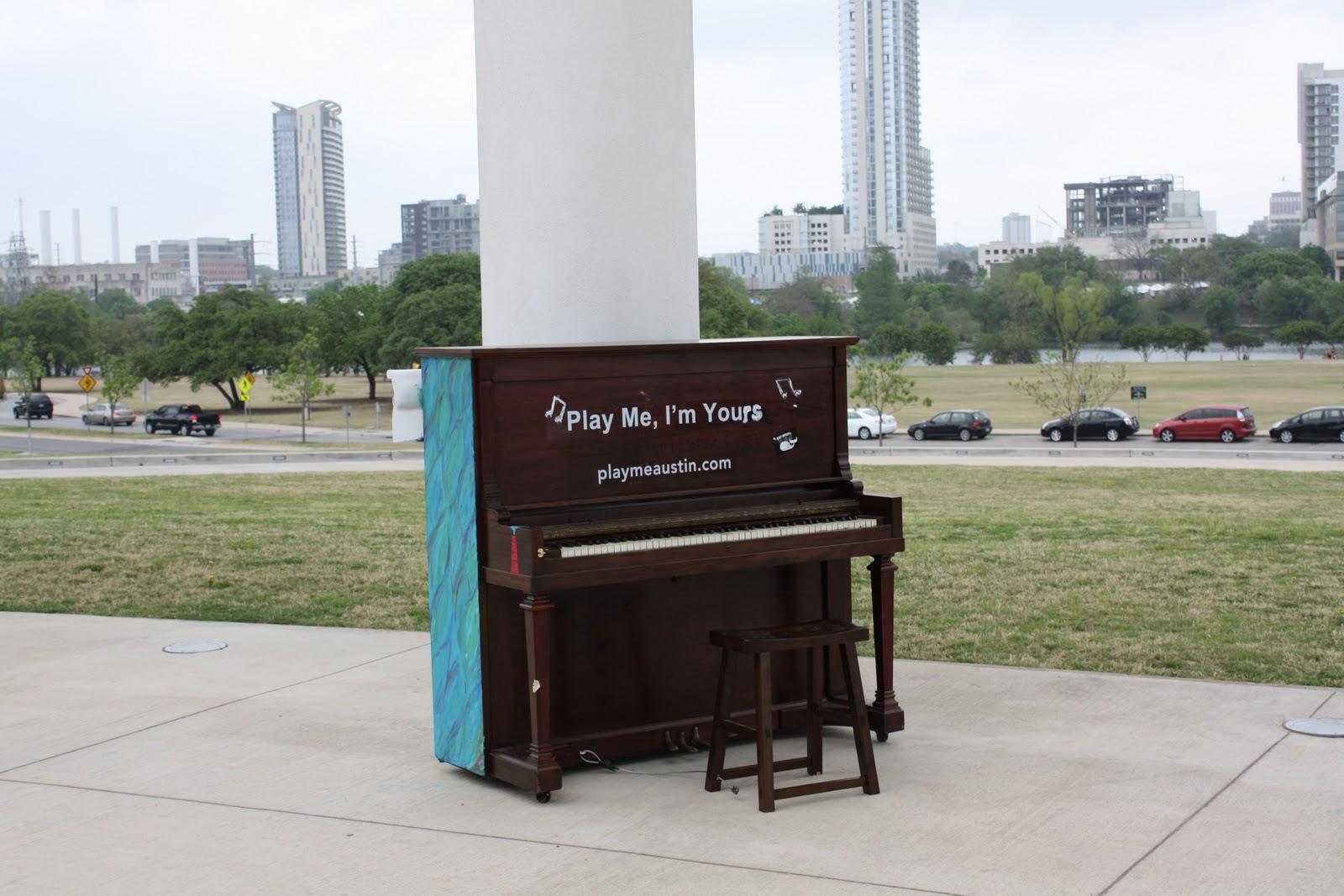 The Pianos Will be Around