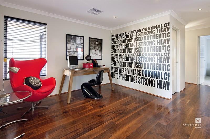 Hogares frescos espacios so ados oficinas en casa donde estar as encantado de trabajar for Decoracion de oficinas creativas