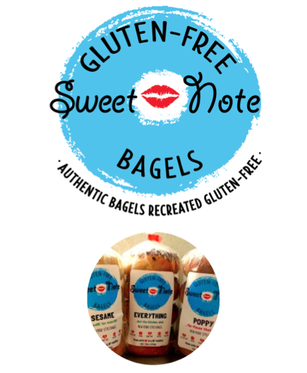 Gluten Free Bagels: NY Style