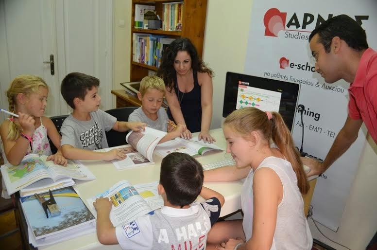 Ο Γκλέτσος δημιουργεί δωρεάν on-line κοινωνικό φροντιστήριο στο δήμο Στυλίδας