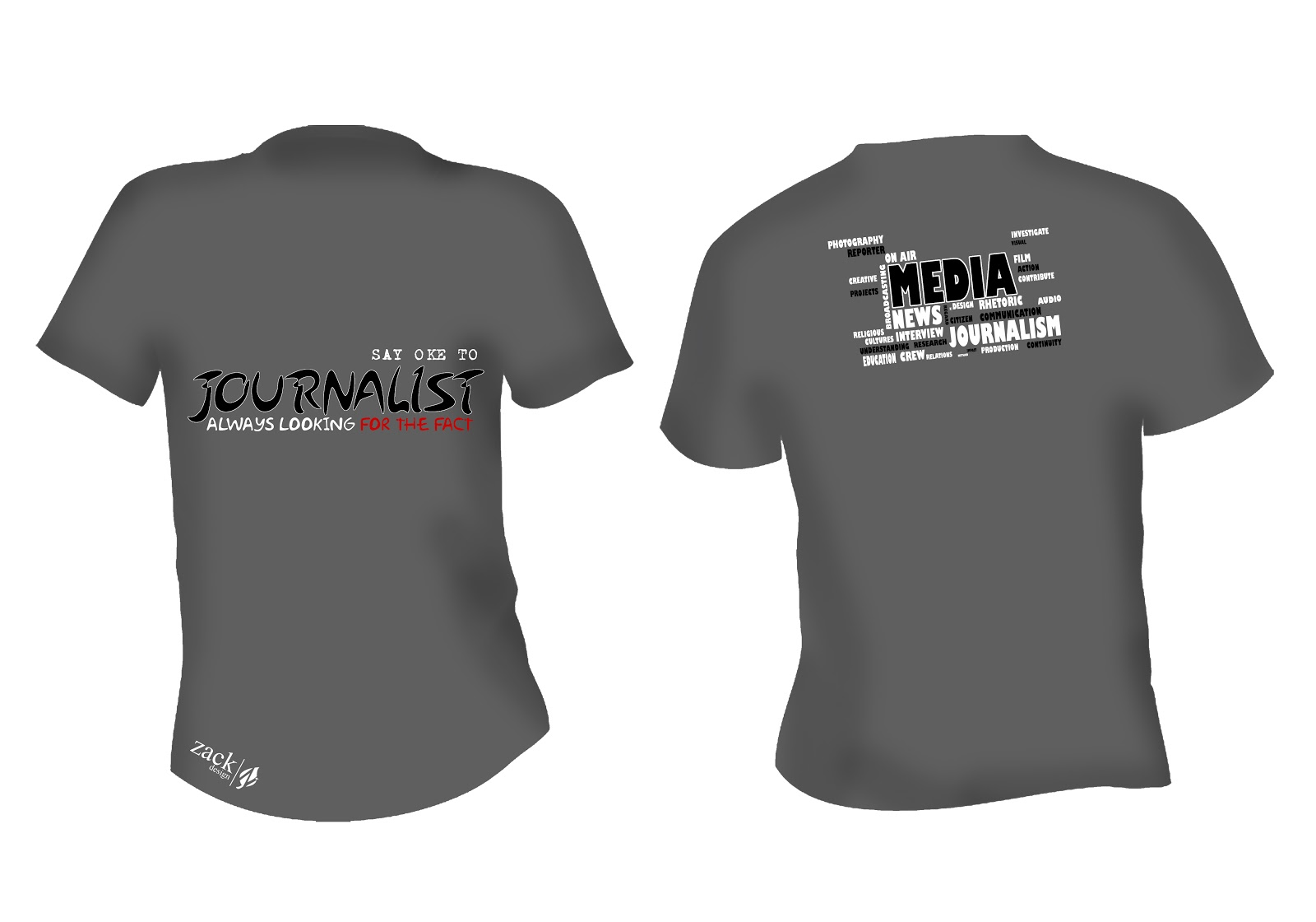 Desain t shirt jkt48 - Contoh Desain Baju Zhackjack