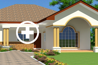 Nii Ayitey Ghana House Plan