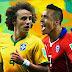 بث مباشر لمباراة البرازيل وتشيلي في كأس العالم 2014/6/28 Brazil vs Chile