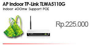 TL-WA5110G 54Mbps High Power Wireless Access Point
