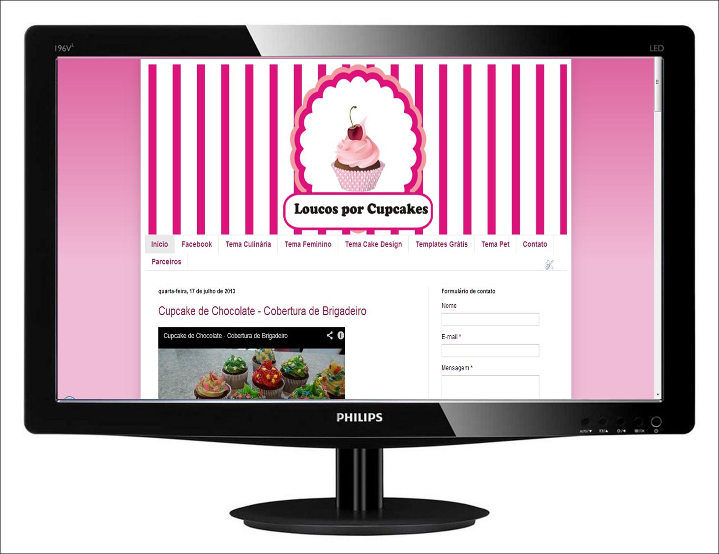 Blog Projeto: Tema Culinária 0008 #BA1168 1462 1127
