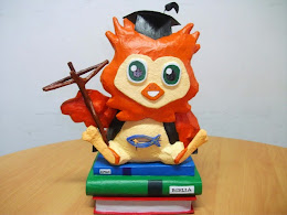 Mascote EMRC Colégio de Lamas