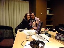 Rocío Gaspar y Pedro García Recover
