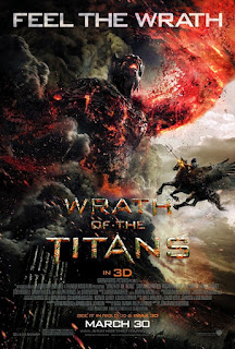 You will learn someday that being half human REVIEW : WRATH OF THE TITANS
