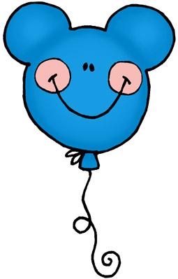 Dibujos de globos para ni os - Dibujos infantiles para imprimir pintados ...
