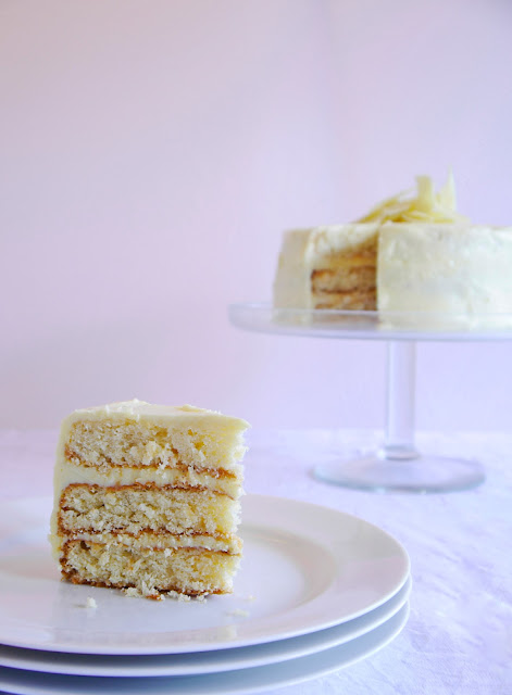 Coconut cake