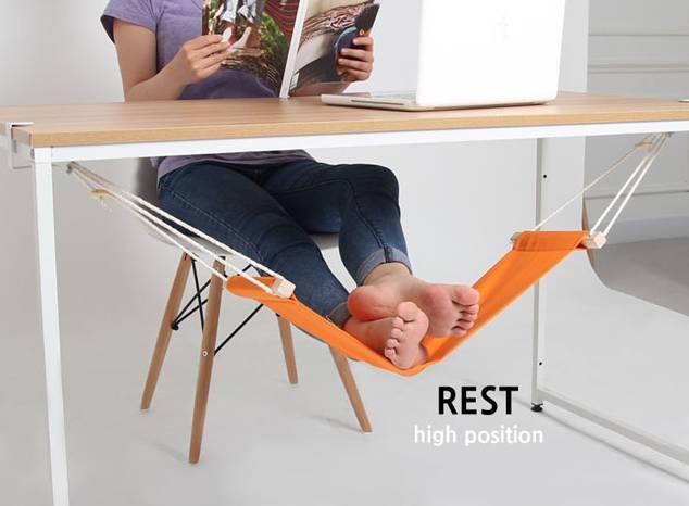 Uso para descanso
